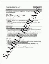 Job Resume Samples Download by Simple Resume Sample For Job Basic Resume Template 51 Free