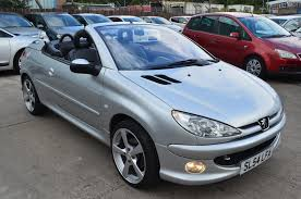 used peugeot 206 for sale rac cars