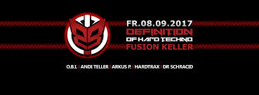design event definition definition of hard techno 8 september 2017 fusion club münster