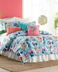 scarves and matching pillows bed of tennessee fabric rag discount name brand bedding comforters sets more stein mart