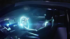 jeep light bar at night osram at ces 2017 light is osram