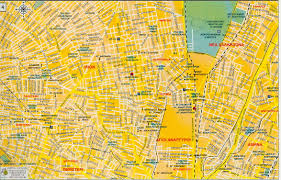 Athens Map Terra Maps Of Athens Concatenated