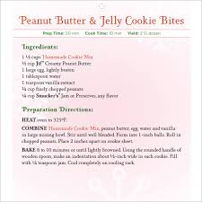 sample recipe card template 6 free documents download in word pdf