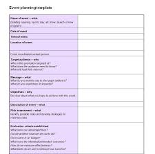 events planning template 82 events planning template getjob csat co