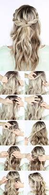 Frisuren Selber Machen Leicht Gemacht by Die Besten 25 Einfache Frisuren Ideen Auf Einfache