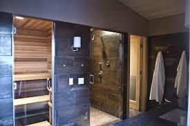 Rustic Bathroom Sconces Steam Room Vs Sauna With Rustic Bathroom And Bathroom Tile Glass