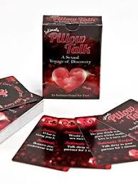 sexy bedroom talk ann summers pillow talk card game sexy erotic fun bedroom gift brand