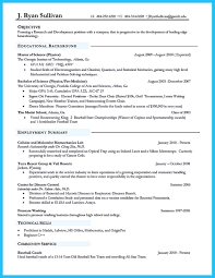 Baseball Resume Template Write An Essay On Role Of Media Plain Text File Resume Popular