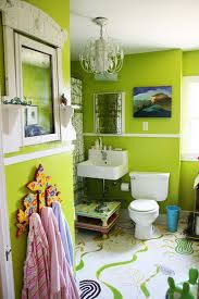 lime green bathroom ideas 16 best images of colourful bathroom design multicolor wall