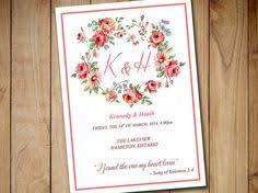 autumn wedding menu card template