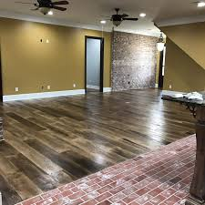 rustic brick flooring augusta ga floors usa