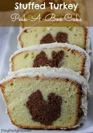 thanksgiving peek a boo cake play plan
