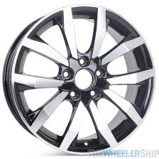 2009 honda civic wheels 17 x 7 wheel for honda civic 2009 2010 2011 machined w