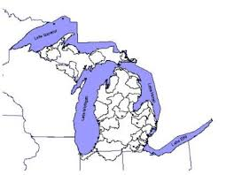 Usgs water resources of michigan source water assessment for