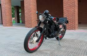 sr 250 by fin custom yamaha sr250