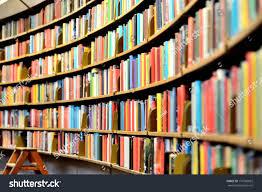 round bookshelf public library stock photo 170760092 shutterstock