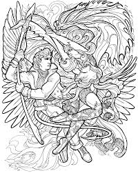 really hard coloring page free download