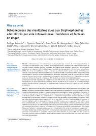 bureau des hypoth ues draguignan les ostéonécroses des maxillaires dues pdf available