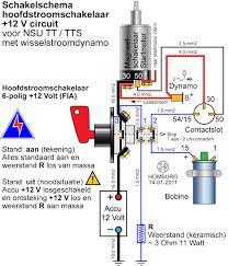 technische website nsu motor hans homburg battery master