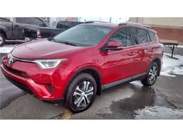 toyota siege used 2016 toyota rav4 le awd comme neuf siege chauffant for sale