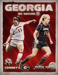 georgia soccer 2014 media guide by brett bahnsen issuu