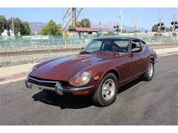 classic nissan z classic datsun 240z for sale on classiccars com