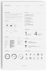 unique resume template 40 free creative resume templates for job seekers free resume template fernando baez