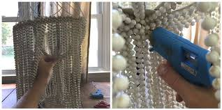 mardi gras bead chandelier planter and mardi gras bead chandelier hometalk