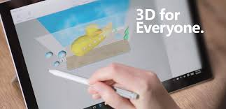 Home Design 3d For Windows Introducing 3d For Everyone Windows Experience Blogwindows