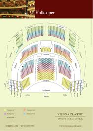 Vienna Opera House Seating Plan by Gypsy Schedule Program U0026 Tickets