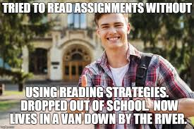 College Kid Meme - pin by molly on study skills speed reading memes pinterest