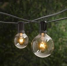 globe string lights lights regarding breathtaking