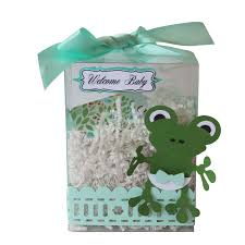 baby frog gift card box pazzles craft room