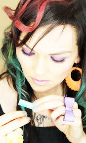 How To Wash Hair Color Out - kandeej com hair color how to hair chalking