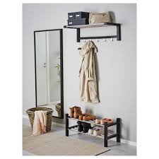 furniture effective ikea coat rack designs for your mudroom