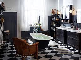 a hemnes bathroom with lots of space storage and style to help