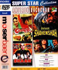 biography of movie coolie coolie shaan shahenshah 3 in 1 dvd