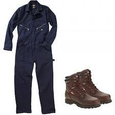 dickies men u0027s long sleeve coverall and jobrated brawn waterproof