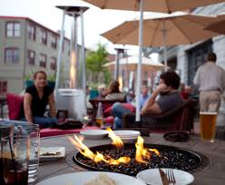 Restaurant Patio Heaters by Dining Guide 5 Greater Portland Restaurants Where You Can Still
