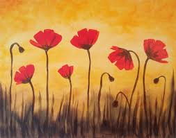 best 25 poppies painting ideas on pinterest poppies art red