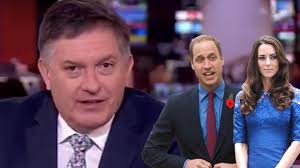 Prince William And Kate Bbc Newsreader Simon Mccoy Makes Hilarious Dig As He Reveals
