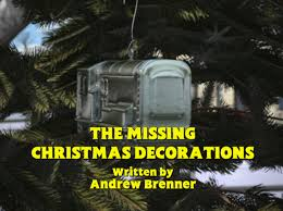 Christmas Decorations Wiki The Missing Christmas Decorations Christmas Specials Wiki