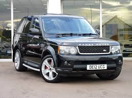 luxury range rover used land rover range rover sport suv 3 0 sd v6 hse luxury pack