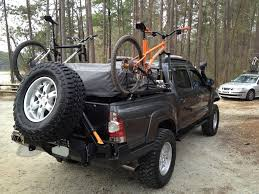 Roof Rack For Tacoma Double Cab by It U0027s Easy To Take Your Bicycle Along For The Ride With This