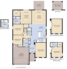 compton new home plan wesley chapel fl pulte homes new home