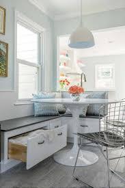 coin repas dans cuisine amazing idees de banquette cuisine moderne galerie rideaux and avec