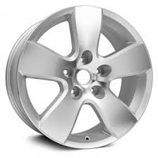 2012 dodge ram rims 2012 dodge ram replacement factory wheels rims carid com