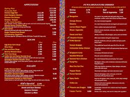 asian kitchen menu new kitchen style