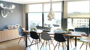 cuisine avec table à manger table e manger scandinave table a manger scandinave industrielle