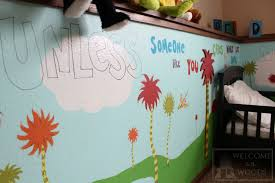 dr seuss bedroom ideas dr seuss kids room welcome to the woods